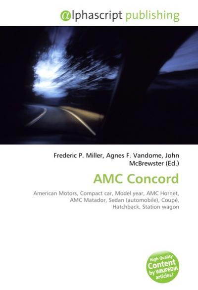 AMC Concord