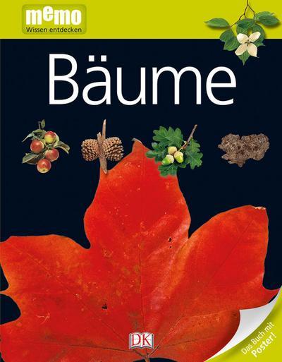 memo Wissen entdecken. Bäume: Das Buch mit Poster!
