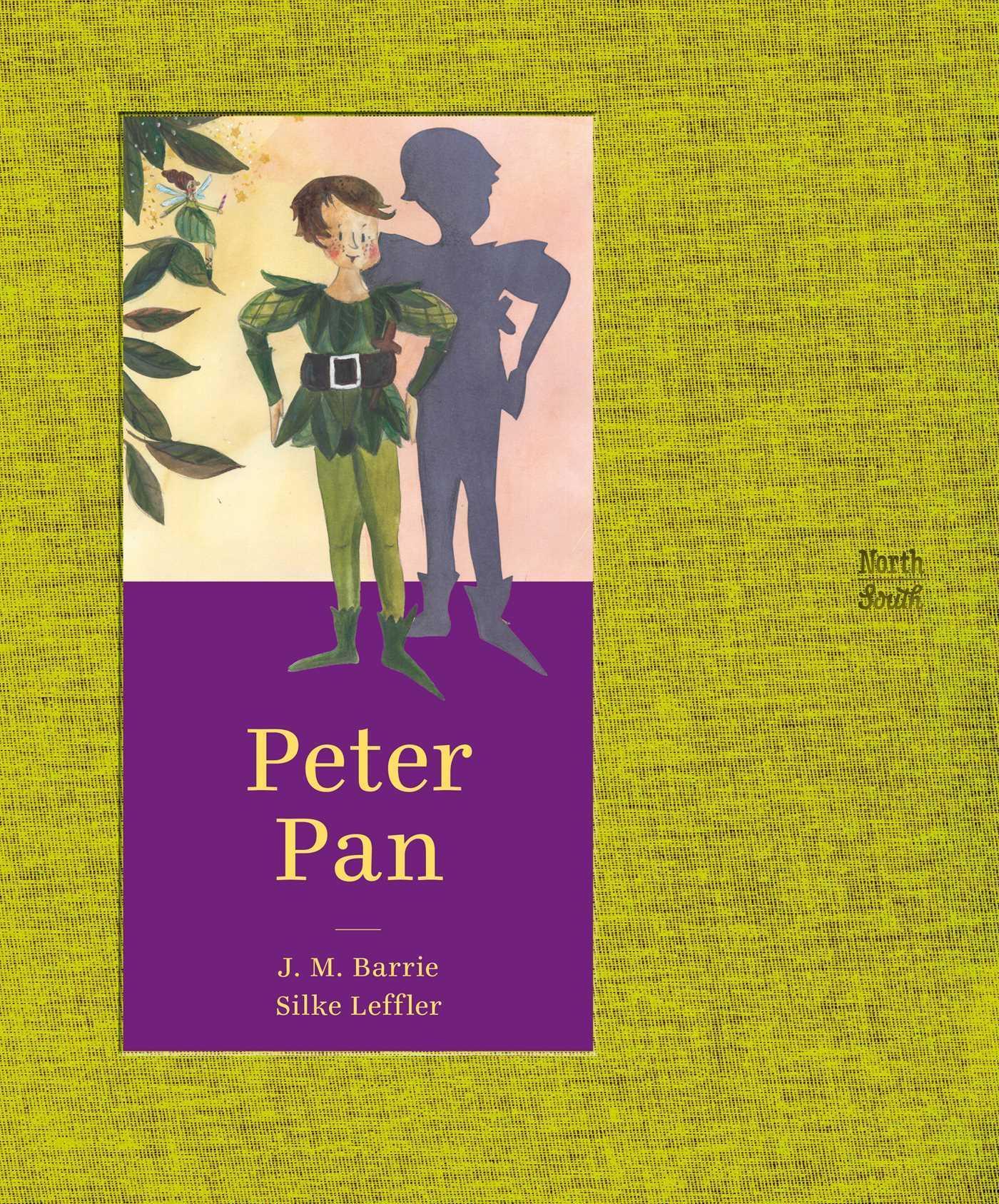 Peter-Pan-Sir-J-M-Barrie