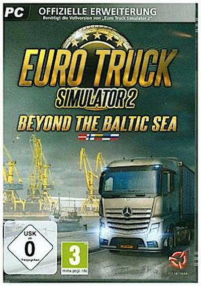 Euro Truck Simulator 2: Beyond the Baltic Sea DLC - Astragon - Computerspiel, Deutsch, , ,