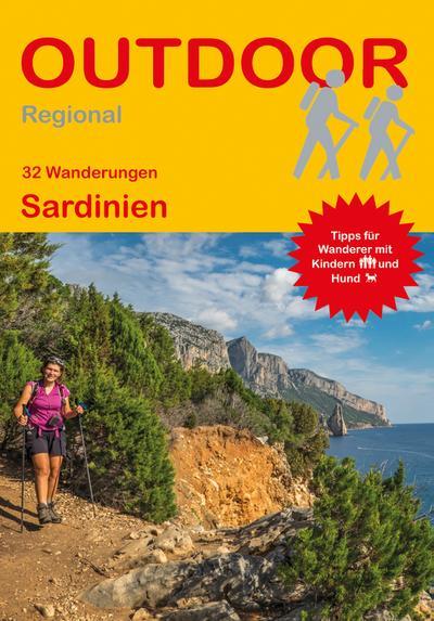 Sardinien (32 Wanderungen) (Outdoor Regional)