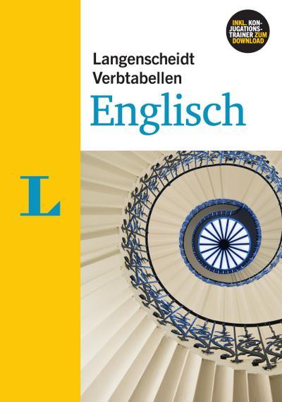 Langenscheidt Verbtabellen Englisch - Buch mit Software-Download
