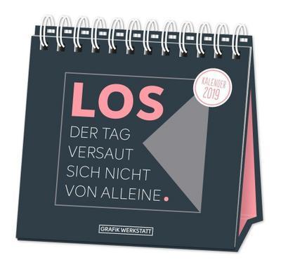 Tischkalender 2019 Los... - Grafik Werkstatt Das Original - Kalender, Deutsch, , ,