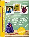 """Knooking-Set; Buch """"Knooking-Stricken mit ..."""