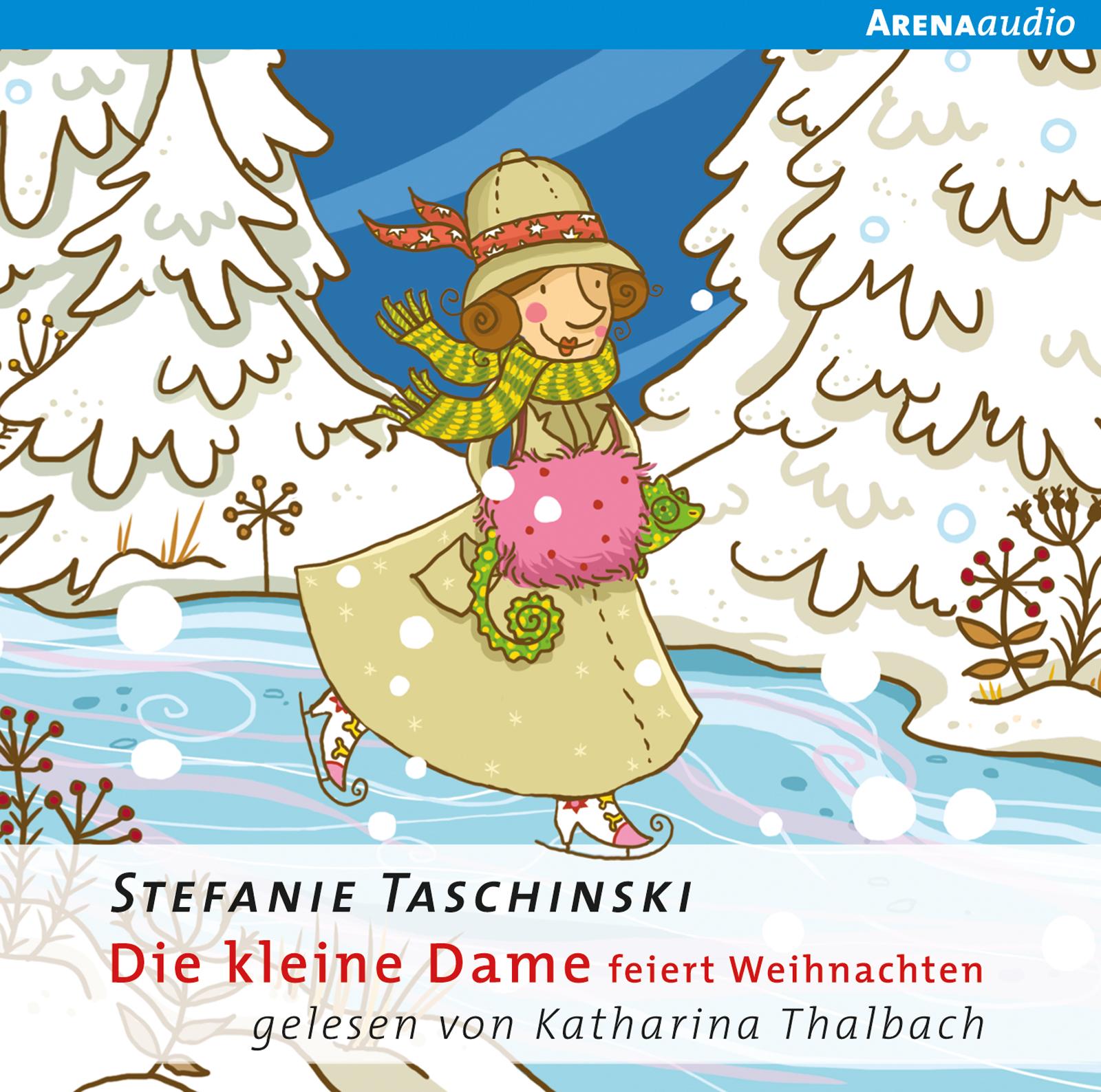 Stefanie-Taschinski-Die-kleine-Dame-feiert-Weihnachten-9783401269016