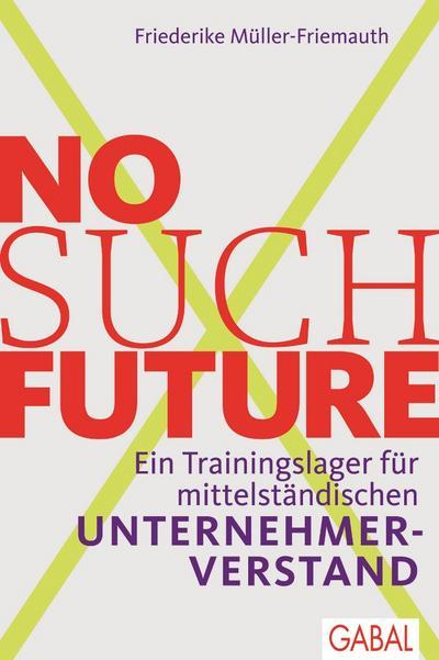 No such Future: Ein Trainingslager für mittelständischen Unternehmerverstand (Dein Business)