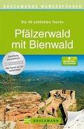 Pfälzerwald mit Bienwald (Bruckmanns Wanderfü ...