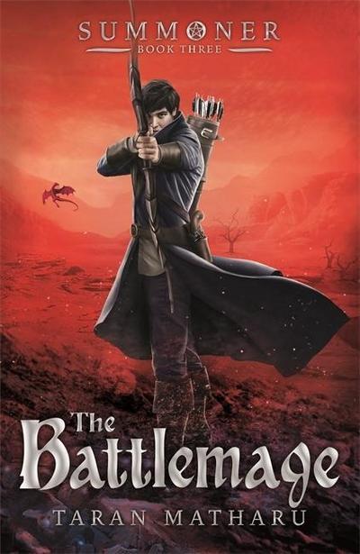 The Battlemage: Book 3 (Summoner, Band 3) - Hodder Children's Books - Taschenbuch, Englisch, Taran Matharu, ,