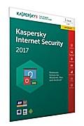 Kaspersky Internet Security 2017 Upgrade (Code in a Box) (FFP). Für Windows Vista/7/8/8.1/10