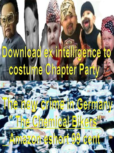 The Chemical Bikers - The New Tale of the Harz. The 7th Cascade - The Story From Another World or The Film All Wrong