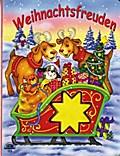 Weihnachtsfreuden - Quietschebuch