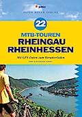 22 MTB-Touren Rheingau Rheinhessen: Mit GPS-D ...