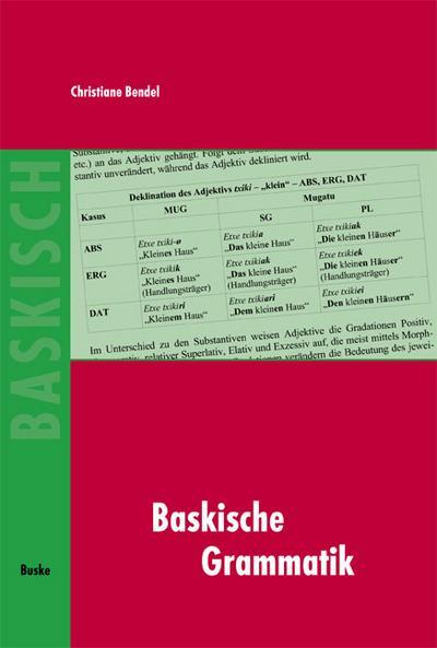baskische-grammatik