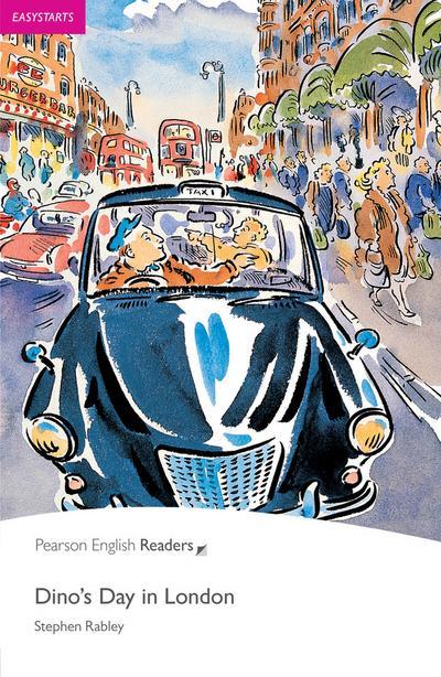 Dinos Day in London Easystarts - Penguin - Taschenbuch, Englisch, Stephen Rabley, ,