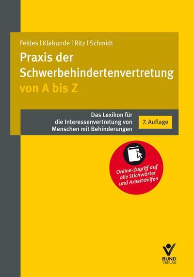 praxis-der-schwerbehindertenvertretung-das-lexikon-fur-die-interessenvertretung-von-menschen-mit-be, 43.24 EUR @ regalfrei-de