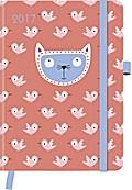 GreenLine Kate Larsen 2017 Taschenkalender/Diary