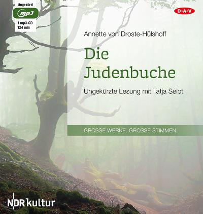 Die Judenbuche: Ungekürzte Lesung mit Tatja Seibt (1 mp3-CD)