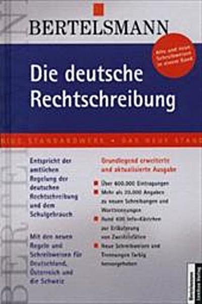 die-deutsche-rechtschreibung