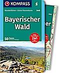 Bayerischer Wald: Wanderführer mit Tourenkart ...