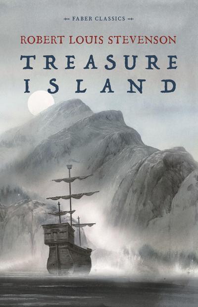 treasure-island-faber-classics-, 4.82 EUR @ regalfrei-de