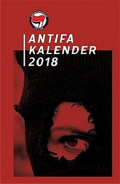 Antifaschistischer Taschenkalender 2018