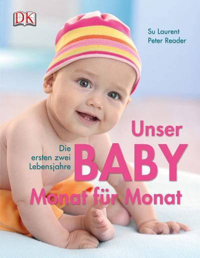 Unser Baby Monat für Monat: Die ersten zwei Lebensjahre