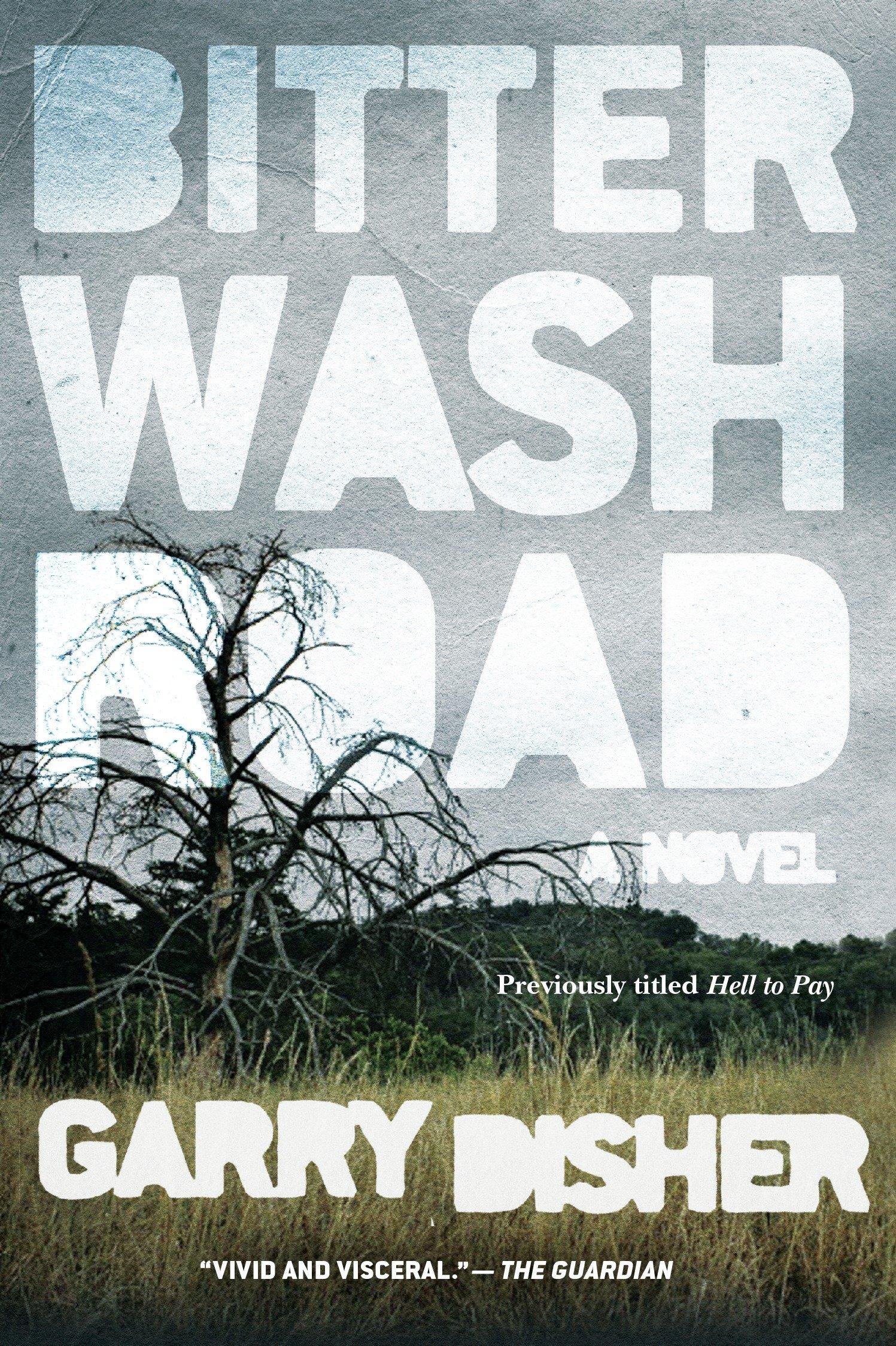 Bitter-Wash-Road-Garry-Disher