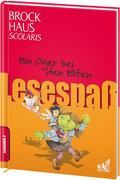 Brockhaus Scolaris Lesespaß: Ein Oger bei den Elfen: Lesestufe 2