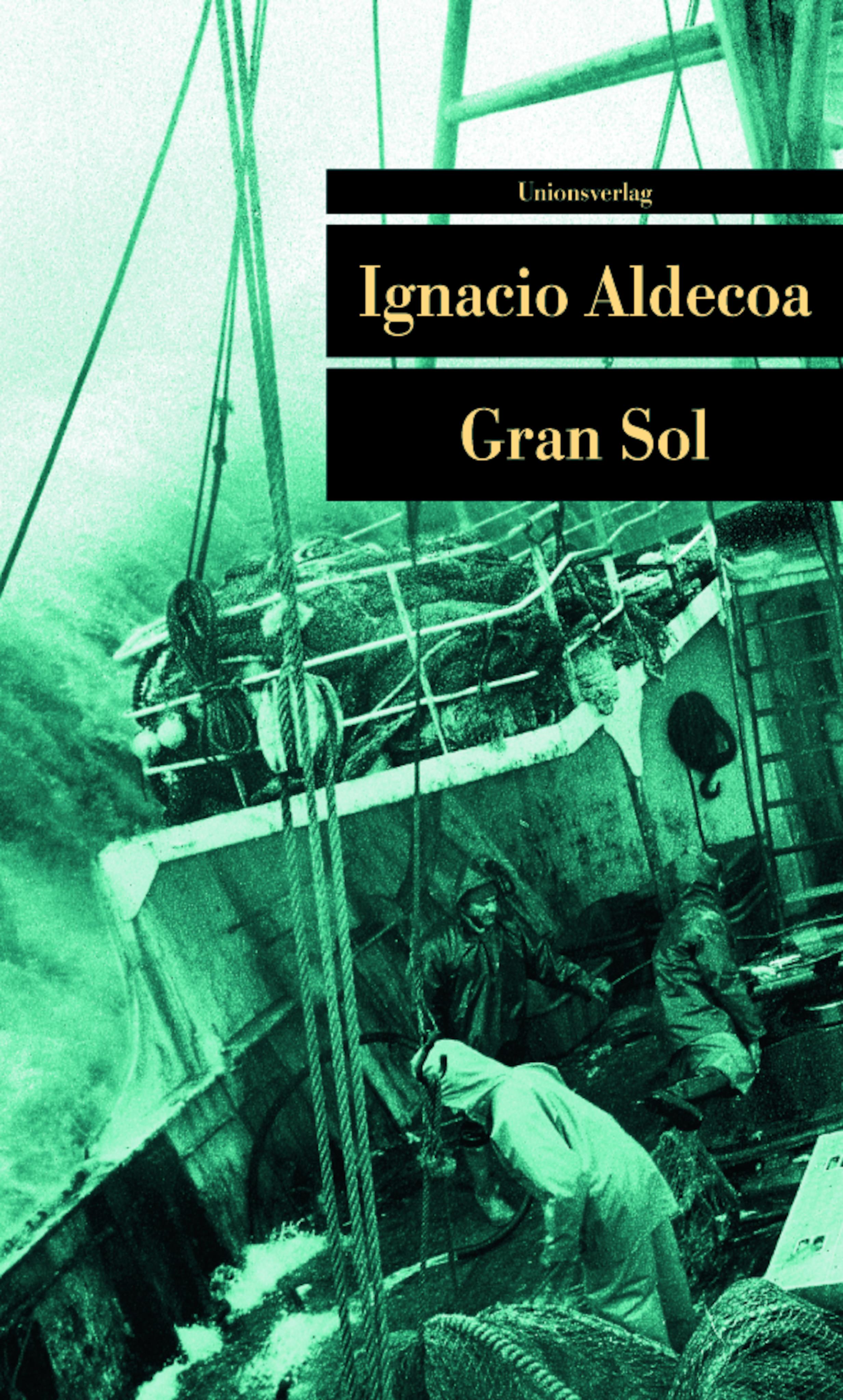 Ignacio Aldecoa/gran Sol/9783293204560-afficher Le Titre D'origine