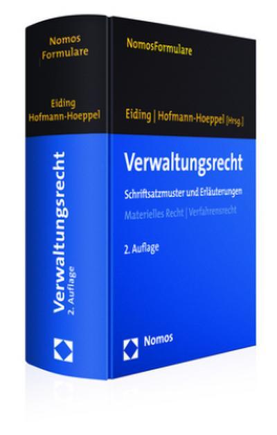 verwaltungsrecht-schriftsatzmuster-und-erlauterungen-materielles-recht-verfahrensrecht