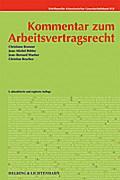 Kommentar zum Arbeitsvertragsrecht