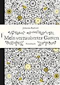 Mein verzauberter Garten - Notizbuch