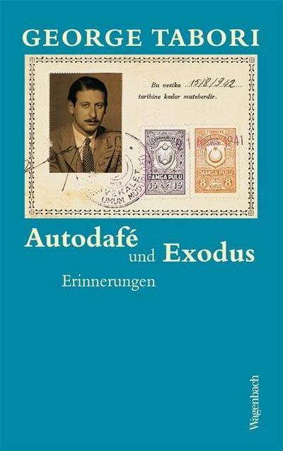 Autodafé und Exodus - Erinnerungen (Quartbuch)