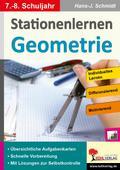 Stationenlernen Geometrie