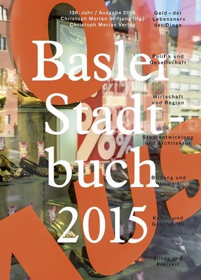 Basler Stadtbuch 2015