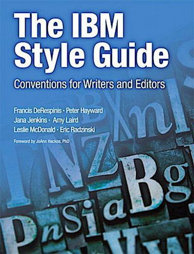 the-ibm-style-guide-conventions-for-writers-and-editors