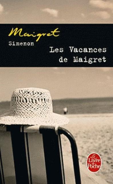 Georges-Simenon-Les-vacances-de-Maigret-Maigret-macht-Ferie-9782253142331