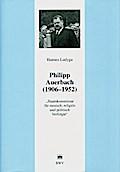 Philipp Auerbach (1906 - 1952)