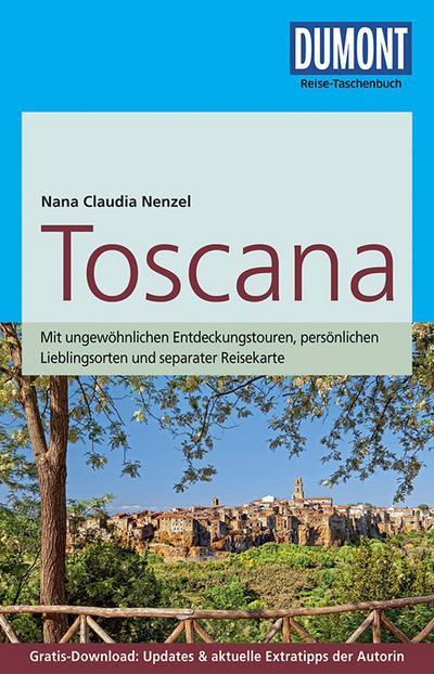 DuMont Reise-Taschenbuch Reiseführer Toscana: mit Online-Updates als Gratis-Download
