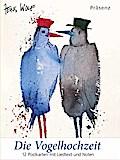 Postkarten-Set: Die Vogelhochzeit