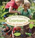 Obst, Gemüse, Blumen, Gras - Gärtnern macht d ...