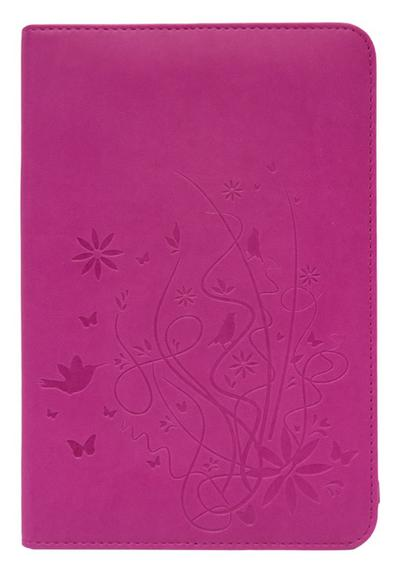 PocketBook Cover Breeze floral pink - Pocketbook - Elektronik, Deutsch, , Passt für Basic, Basic 2, Basic 3, Basic Touch, Basic Touch 2, Basic Lux, Touch Lux, Touch Lux2, Touch Lux3 , Aqua, Aqua 2, Passt für Basic, Basic 2, Basic 3, Basic Touch, Basic Touch 2, Basic Lux, Touch Lux, Touch Lux2, Touch Lux3 , Aqua, Aqua 2