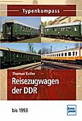 Reisezugwagen der DDR bis 1993
