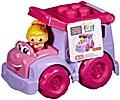 """Mega Bloks """"Susie"""" der lustige Schulbus, pink"""