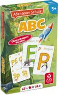 Abenteuer Schule - ABC (Kartenspiel)