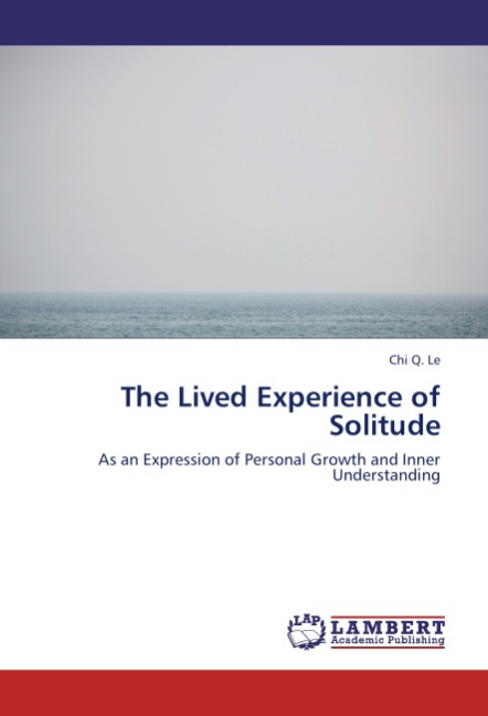 The-Lived-Experience-of-Solitude-Chi-Q-Le-9783846510766