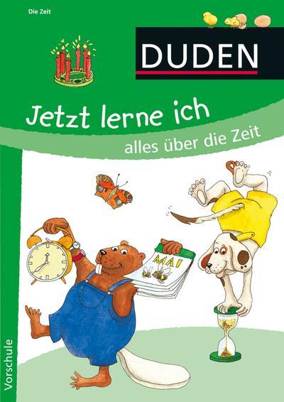 DUDEN Vorschule Zeit