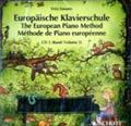 Europäische Klavierschule: Band 2. CD.