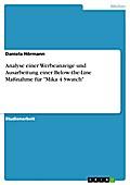 Analyse einer Werbeanzeige und Ausarbeitung einer Below-the-Line Maßnahme für Mika 4 Swatch