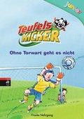 Teufelskicker Junior - Ohne Torwart geht es n ...